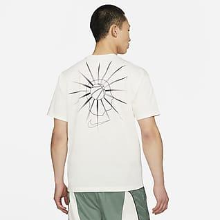 Nike เสื้อยืดบาสเก็ตบอลผู้ชาย