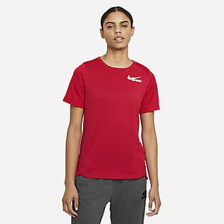 Nike Women's Short-Sleeve Softball Top