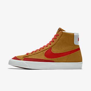 Nike Blazer Mid '77 Vintage By Travis, Kansas City Custom Shoe