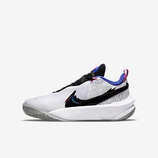 Nike Team Hustle D 10 SE x Space Jam: A New Legacy 大童籃球鞋