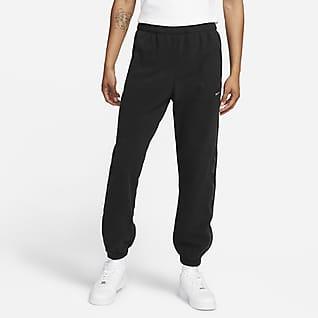 Nike Sportswear Therma-FIT Calças de lã cardada para homem