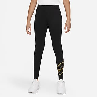 Nike Sportswear Favorites Mintás leggings nagyobb gyerekeknek (lányok)