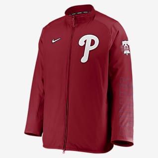Nike Dugout (MLB Philadelphia Phillies) Men's Full-Zip Jacket