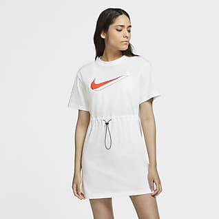 Nike Sportswear 女款短袖洋裝