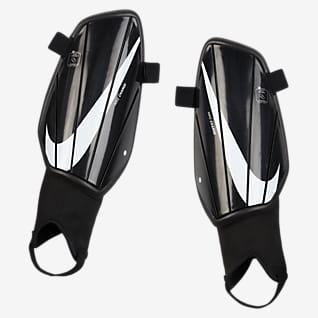 Nike Charge Protección para pierna de fútbol