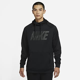 Nike Therma 男子套头训练连帽衫