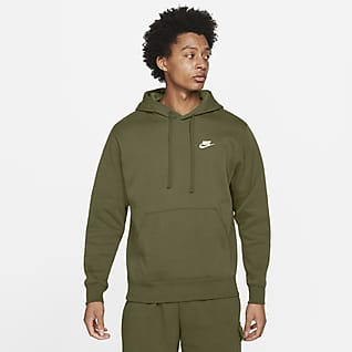 Nike Sportswear Club Fleece Mikina s kapucí
