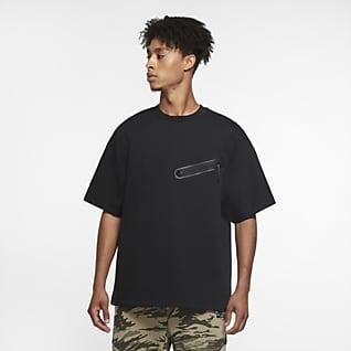 Nike Sportswear Tech Fleece Мужская футболка с коротким рукавом