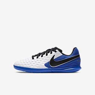 Nike Jr. Tiempo Legend 8 Club IC Younger/Older Kids' Indoor Court Football Shoe