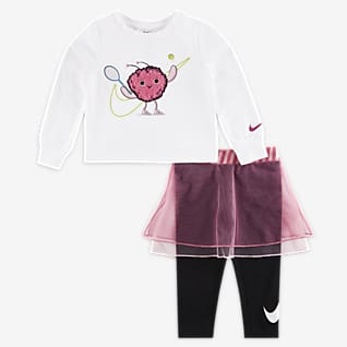 Nike Toddler T-Shirt and Leggings Set