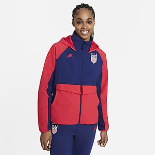 U.S. AWF Women's Soccer Jacket
