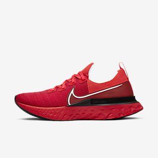 Rojo Running Calzado. Nike MX