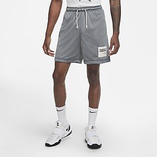 Nike Standard Issue Shorts reversibles de básquetbol para hombre