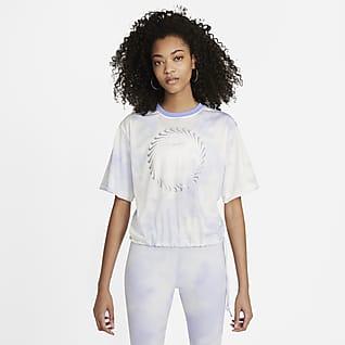 Nike Sportswear Icon Clash Женская футболка с коротким рукавом
