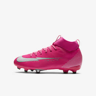 Nike Jr. Mercurial Superfly 7 Academy MG Younger/Older Kids' Multi-Ground Football Boot