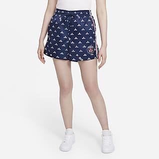 巴黎圣日耳曼 女子印花短裤