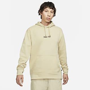 Nike SB Grafikli Kapüşonlu Kaykay Üstü