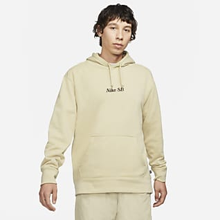 Nike SB Sudadera con capucha de skateboarding estampada