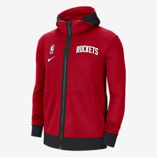 Houston Rockets Showtime Men's Nike Therma Flex NBA Hoodie