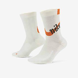 Nike Multiplier 跑步中筒运动袜(1 双)