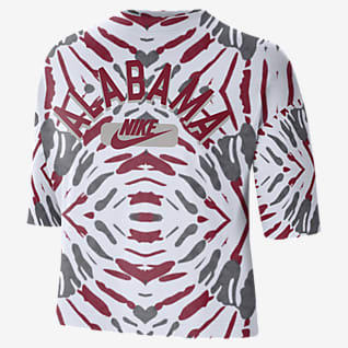 Nike College (Alabama) Women's Boxy Printed T-Shirt
