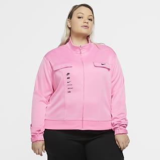 Nike Sportswear Swoosh Veste PolyKnit pour Femme (grande taille)