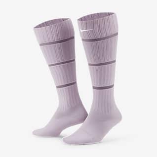 Nike One Calcetines de entrenamiento hasta la rodilla para mujer