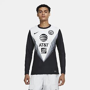 Club América 2020/21 Stadium Goalkeeper Men's Soccer Jersey