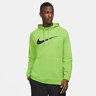 Nike Dri-FIT Träningshuvtröja för män