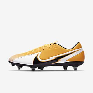 Nike Mercurial Vapor 13 Academy SG-PRO Anti-Clog Traction Fodboldstøvle til vådt græs