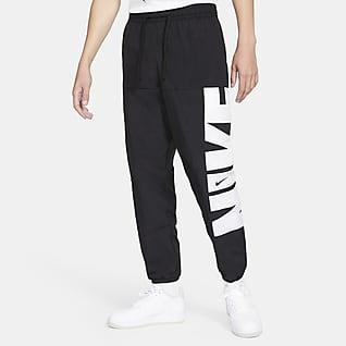 Nike Dri-FIT Pánské basketbalové kalhoty