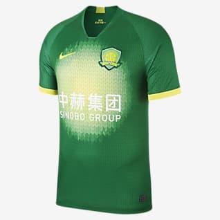 Beijing Sinobo Guoan FC 2020 Stadium Domicile Maillot de football pour Homme