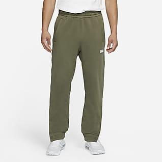 Nike F.C. Pánské flísové fotbalové kalhoty