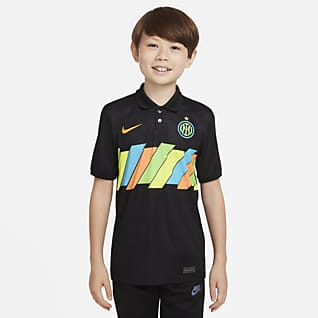 Inter Milan 2021/22 Stadium Third Older Kids' Nike Dri-FIT Football Shirt