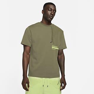 Jordan 23 Engineered Kortärmad tröja för män