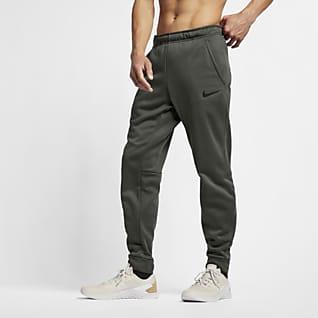 Nike Therma Męskie zwężane spodnie treningowe