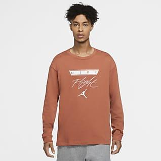 Jordan Flight Men's Long-Sleeve T-Shirt