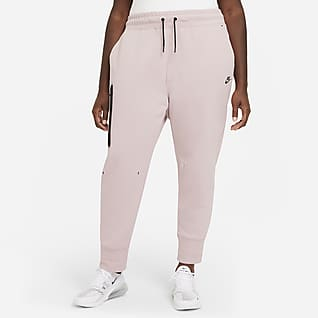 Nike Sportswear Tech Fleece Pantalones para mujer talla grande