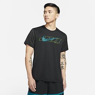 Nike Sport Clash เสื้อเทรนนิ่งแขนสั้นผู้ชาย