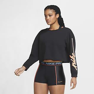 Nike Women's Cropped Training Crew
