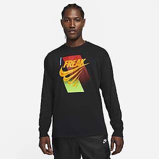 """Giannis """"Freak"""" Men's Max 90 Long-Sleeve T-Shirt"""