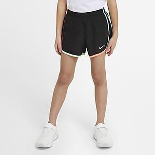 Nike Dri-FIT Tempo Shorts para niños talla pequeña