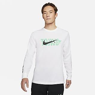 Nike Dri-FIT Tokyo T-shirt do biegania z długim rękawem