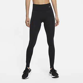 Nike Epic Luxe Run Division Leggings da running a 7/8 a vita media in lana - Donna