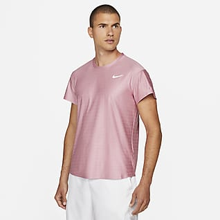 NikeCourt Dri-FIT Advantage Camiseta de tenis para hombre