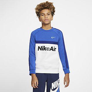 Barn Huvtröjor & tröjor. Nike SE