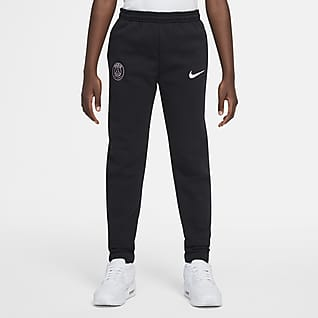 Paris Saint-Germain Big Kids' Fleece Soccer Pants