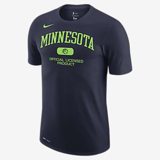 Minnesota Timberwolves Heritage Men's Nike Dri-FIT NBA T-Shirt