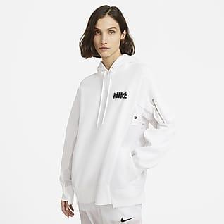 Nike x sacai Μπλούζα με κουκούλα