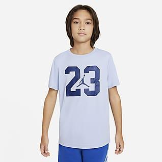Jordan Dri-FIT 大童(男孩)T恤